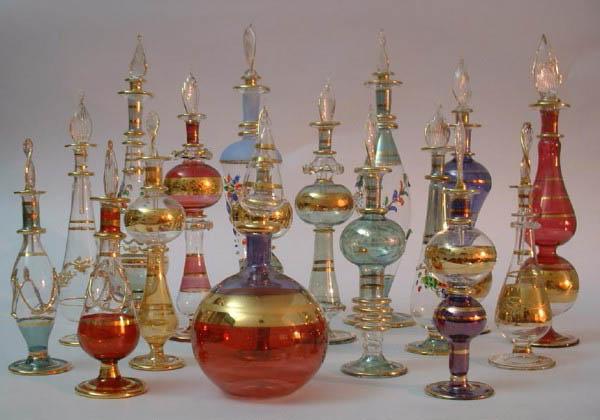 Немного из истории парфюмерии