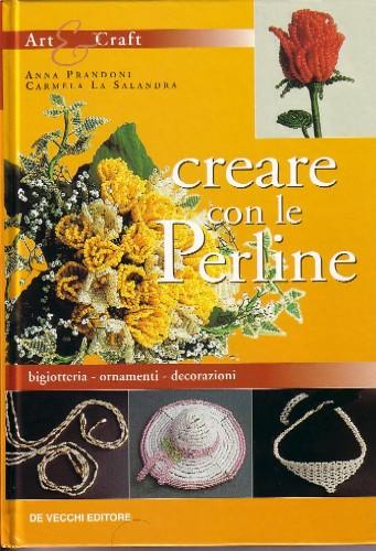Цветы и украшения из бисера